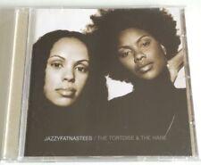 JAZZYFATNASTEES THE TORTOISE & THE HARE CD ALBUM 2002 SPED GRATIS SU + ACQUISTI