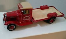DANBURY MINT 1933 BUDWEISER DELIVERY TRUCK COMPLETE  W/TITLE & ACCESSORIES