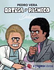 Ortega y Pacheco deluxe vol. 3. NUEVO. ENVÍO URGENTE (Librería Agapea)