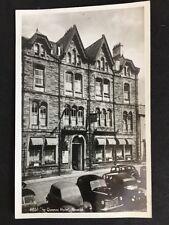 Vintage RPPC: Cumberland: #T35: Queens Hotel, Keswick