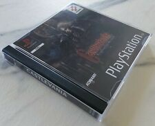 Only case with cover and Castlevania - Symphony Of The Night manual Sony PS1.