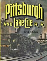 Pittsburgh and Lake Erie Railroad by Harold McClean
