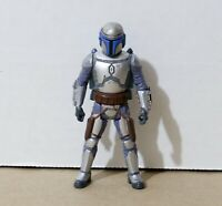 "Star Wars Mission Series Geonosis JANGO FETT 3.75"" Figure / Toy - Hasbro 2013"
