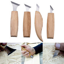 Woodworking Engraving Kit Wood Carving Chisels Set Geometric Carving Tools
