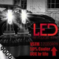 XENTEC LED HID Headlight kit 9006 White for 2000-2005 Chevrolet Impala