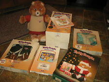 Teddy Ruxpin in Great Working Condition! Complete Set BooksTapes Clothes
