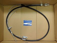 MG MGB Handbrake Cable (Tube Axle/ Chrome Bumper/ Wire Wheels) GVC1005/ AHH8451
