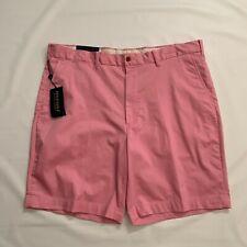 Ralph Lauren Polo Golf Magnolia Lane Pink Classic Fit Shorts Men's Size 38 NWT