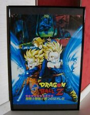 Dragon Ball Z CLASSIC POSTER Movie BIO BROLY Vintage 90's