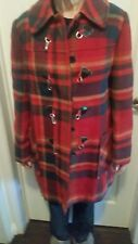 Vintage Pendleton Ladies Coat (knockabouts) Made Here in the Usa