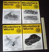 1983/84 Vintage MikanSue Modellers' World Collectors Magazine Complete Vol 13