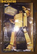 Pose+ Gold Lightan Golden Warrior Diecast Gokin Plus 24cm 黄金戦士ゴールドライタン