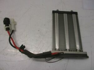 Heat Exchanger, Interior Heating Booster Heater Ford S-MAX/Galaxy 2.0 TDCI