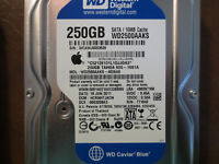 Western Digital WD2500AAKS-402AA0 DCM:HCRNHTJACN Apple#655-1681A 250gb Sata HDD