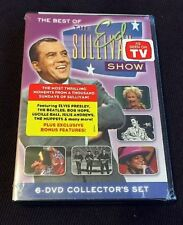The Best of the Ed Sullivan Show  (6 DVD Collector Set 05/12/2015) - NEW SEALED
