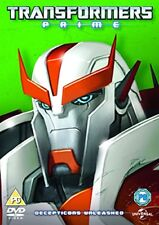 Transformers: Prime - Season 1: Decepticons Unleashed [DVD][Region 2]
