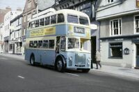 PHOTO Maidstone Leyland PD2/20 2 WKP72 in 1966 at Maidstone