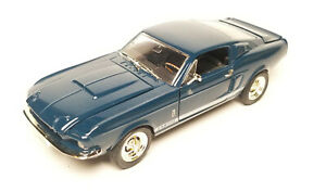 Arko 1967 Shelby GT500 Mustang blue 1/32 no box