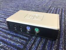 HP Multiseat T100 Thin Client (nessun manuale di istruzioni)