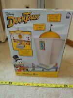 Disney Duck Tales, Scrooge McDuck's Money Bin, bank vault action figure playset.