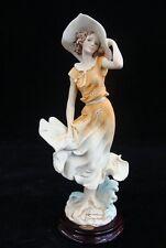 "Giuseppe Armani ""April"" #121 C 1997 Figurine Of The Year"
