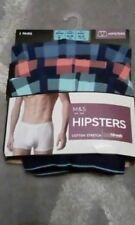 Marks and Spencer Check Regular Underwear for Men