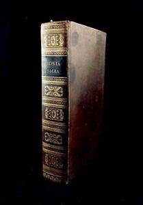 BIBLE . BIBLIA SACRA VULGATÆ EDITIONIS SIXTI V & CLEMENTIS VIII . PERISSE 1830