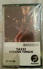 Taxxi foreign tongue cassette album sealed