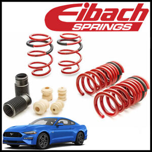 Eibach Sportline Performance Lowering Springs fit 2018-2021 Mustang GT Coupe