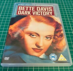 Dark Victory Bette Davis Restored and Remastered DVD
