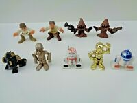 HASBRO STAR WARS GALACTIC HEROES PURCHASE OF THE DROIDS FIGURE LOT UNCLE OWEN
