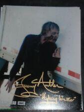Jeremy Ambler The Walking Dead Signed Autographed Authentic 8x10 Photo Walker #2
