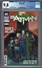 Batman #89 CGC 9.8 Daniel TRADE Cover 1st Cameo of Punchline 1st PRINT