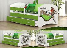 Kinderbett Jugendbett Babybett Matratze Lattenrost 80x160 cm Bett mit Bettkasten