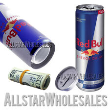 Energy Drink Diversion Safe Can 12oz - Hide Protect Secure Valuables Jewelry