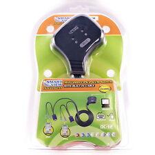 LogiLink Smart View Intelligent Mini KVM Switch OC-12, 2-Port, PS2+D-Sub, NEU