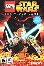 LEGO Star Wars: The Video Game (Apple, 2005)