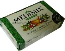 4 X 70g Medimix Ayurvedic Soap All Natural 18 Herbs  Acne Pimples