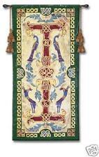 25x53 CELTIC DESIGN II Irish Ireland Tapestry Wall Hanging