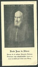 Estampa antigua Beato Juan de la Cruz andachtsbild santino holy card santini