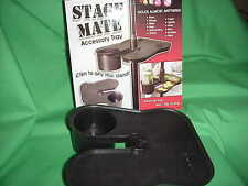 Cup Holder ~ Drink Holder ~ Accessory Tray ~ Stage Mate #SCH ~ Fits on Mic Stand