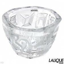 Authentic LALIQUE Vase 32 American Cup 320ex Collection
