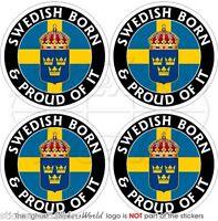 pair Swedish Boomerang Black//blue//red Waterslide Decal 1//50