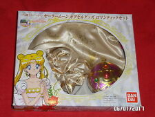 set gashapon BANDAÏ sailor moon coffret 2