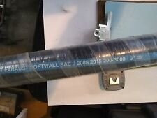 """3"""" ID  Marine  Wet Exhaust Hose Softwall Premium MPI Brand PER INCH (NO WIRE)"""