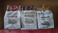 120 Intenso ESE 44mm Soft/Loose Coffee Pods  Variety Pack No Decaf  (FREE P&P)