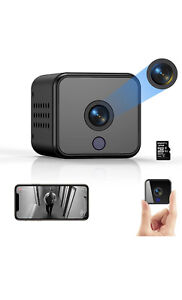 Mini Camera, 1080P FHD WiFi Security Camera, Small Home Surveillance RRP £39.99