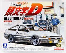 Aoshima Initial D Takumi AE86 Trueno
