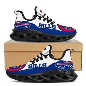 Buffalo Bills Sneakers Shoe Men's Mesh Trail Running Training Shoes Sport shoes