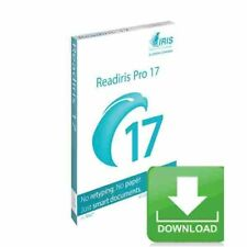Readiris Pro 17 Mac OCR and Document Management Electronic Download